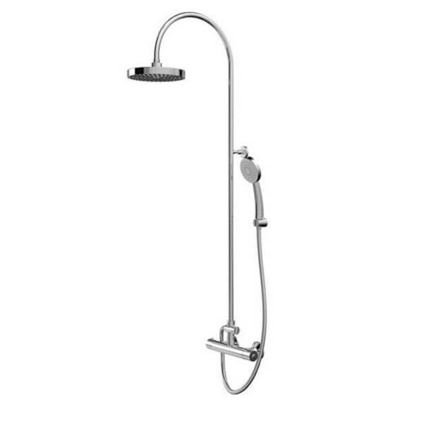 Bristan Buzz Rigid Riser Mixer Shower