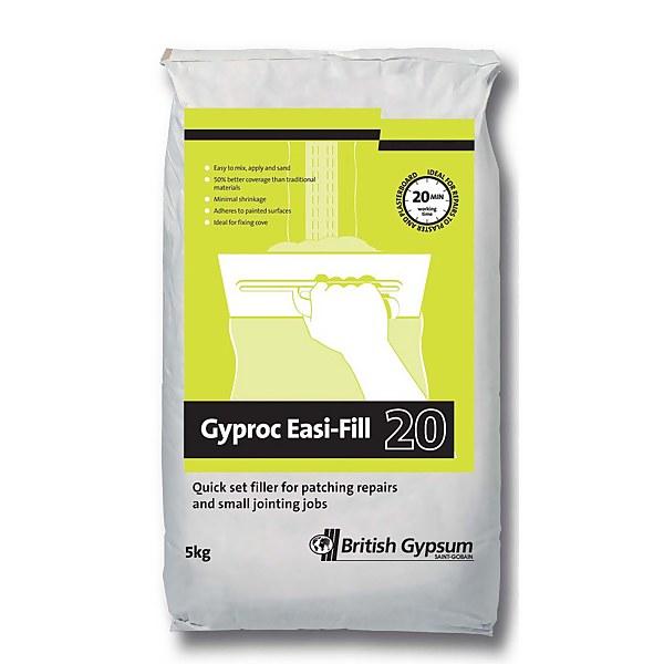 Gyproc Easi-Fill 20 - 5kg