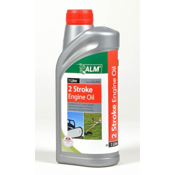 ALM 2 Stroke Oil - 1L