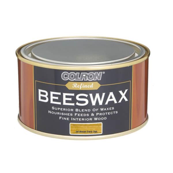 Colron Refined Beeswax - Jacobean Dark Oak - 400g