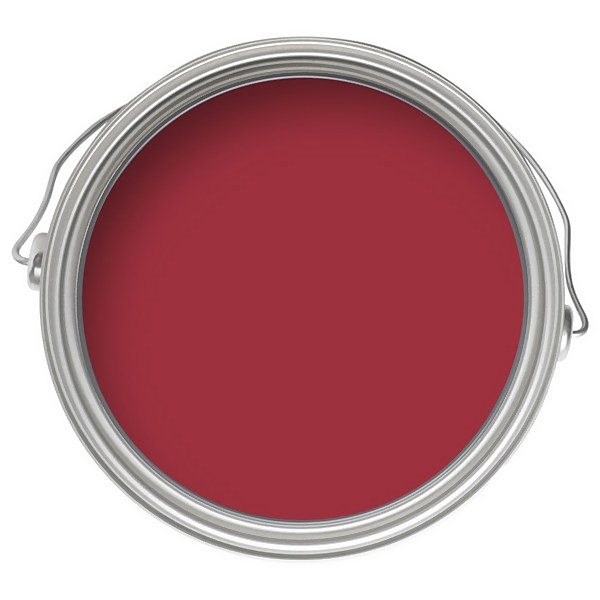 Farrow & Ball Modern No.43 Eating Room Red - Emulsion Paint - 2.5L