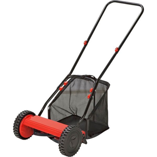 Sovereign 30cm Push Mower.