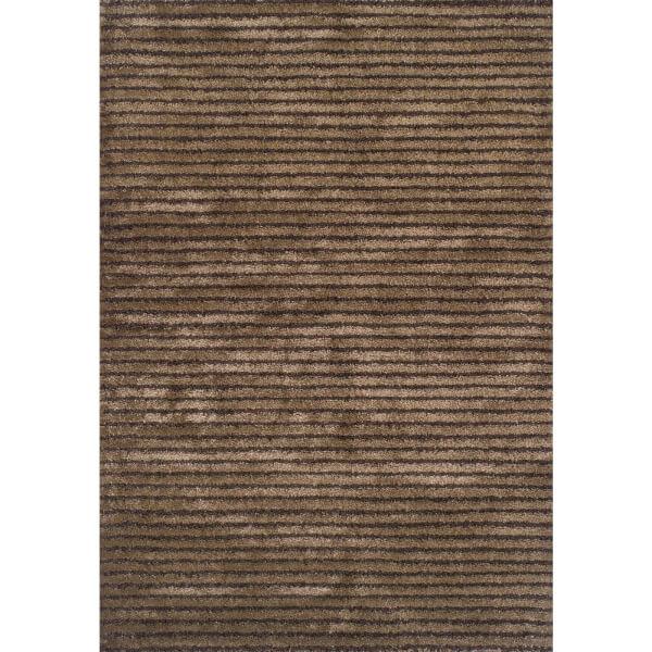 Liss Stripe Mink Rug - 120 x 170cm