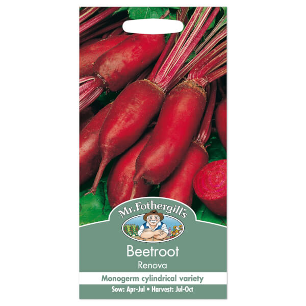 Mr. Fothergill's Beetroot Renova Seeds