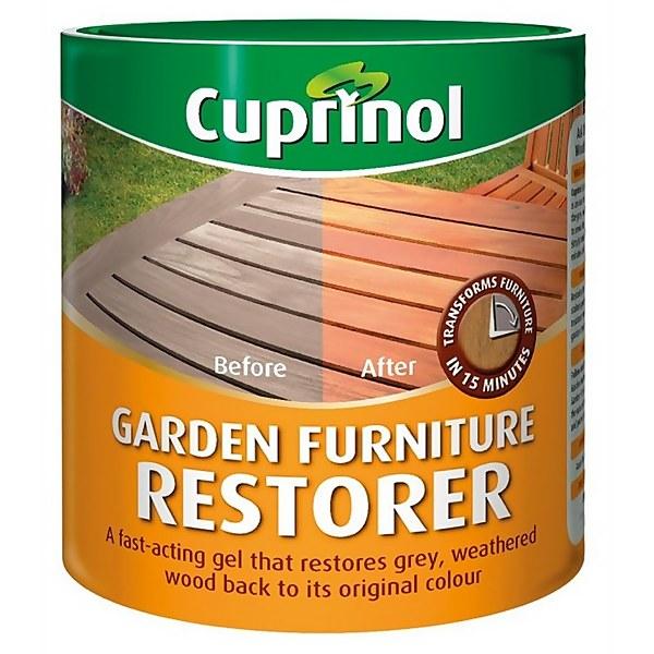 Cuprinol Garden Furniture Restorer - 1L