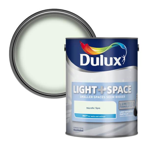 Dulux Light & Space Nordic Spa - Matt - 5L