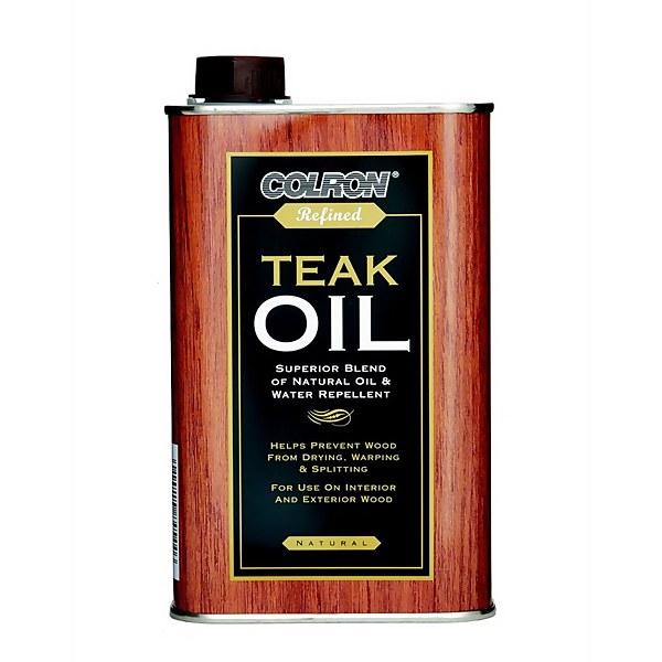 Colron Refined Teak Oil 500ml