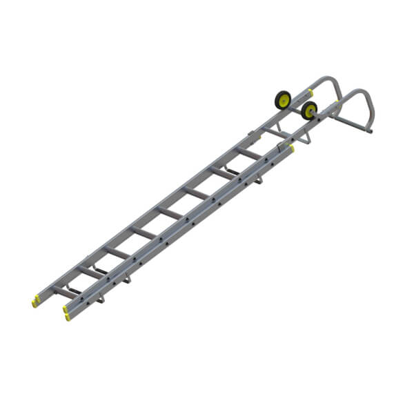 Werner Double Section Roof Ladder - 3.21m