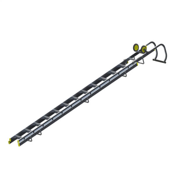 Werner Double Section Roof Ladder - 4.33m