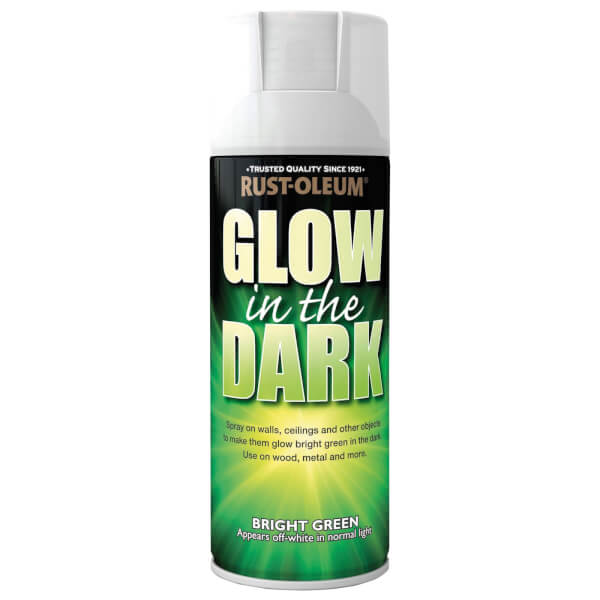 Rust-Oleum Glow in the Dark - Spray - 400ml