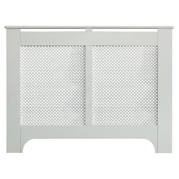 Richmond Radiator Cabinet White FSC - Medium