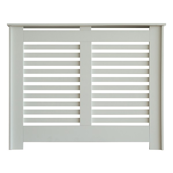 Virginia Radiator Cabinet White FSC - Small