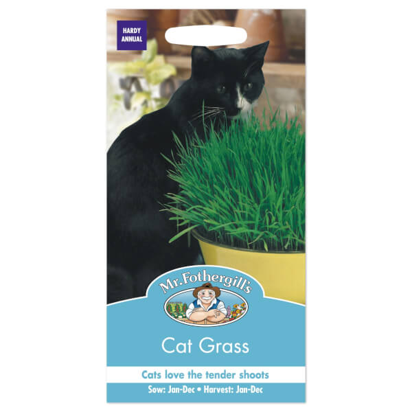 Mr. Fothergill's Cat Grass Avena Sativa Seeds
