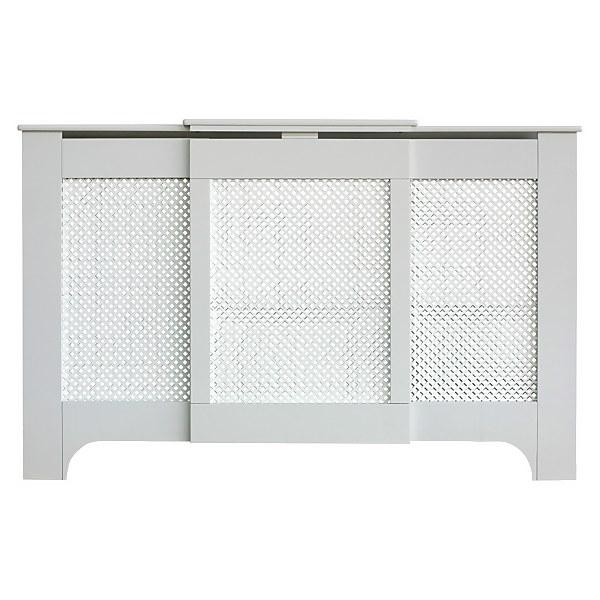 Richmond Radiator Cabinet White FSC - Adjustable - Medium