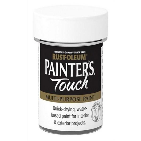 Rust-Oleum Painters Touch Enamel White GLS - 20ml