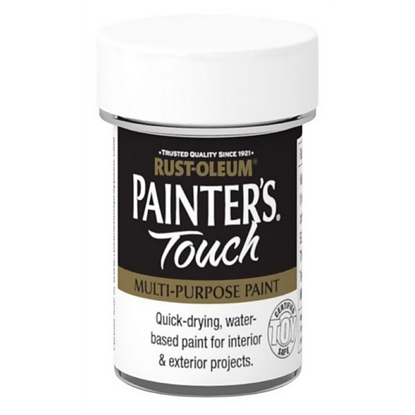 Rust-Oleum Painters Touch Enamel White MT - 20ml