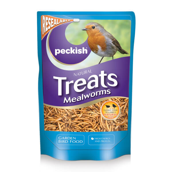 Peckish Mealworms - 175g