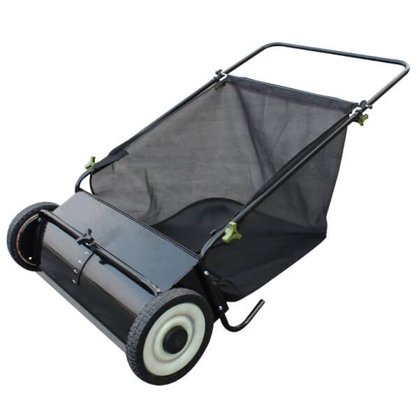 Handy Push Lawn Sweeper 66cm