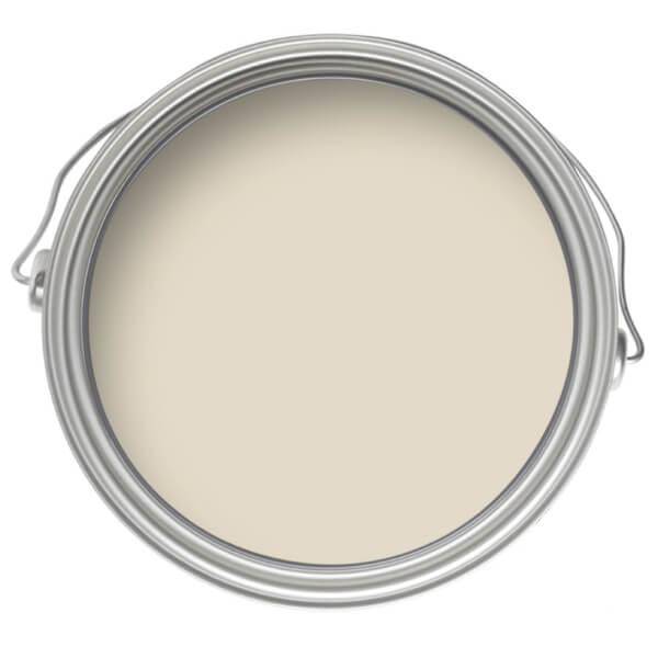 Farrow & Ball Estate No.201 Shaded White - Matt Emulsion Paint - 2.5L