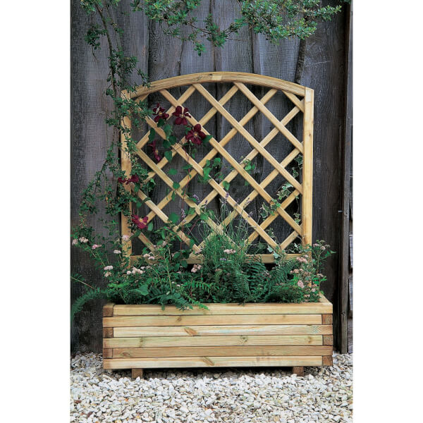 Forest Garden Toulouse Planter