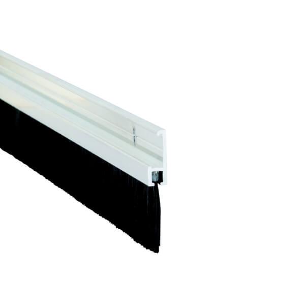 Bottom Door Brush Seal Aluminium - 2134mm