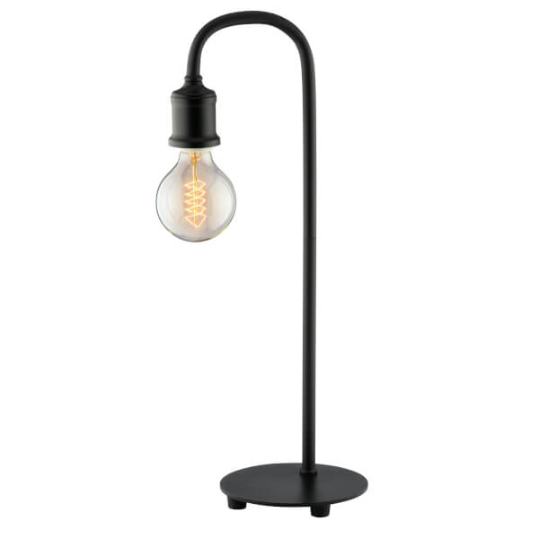 Oden Black Table Lamp