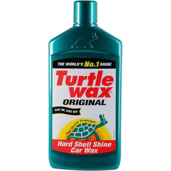 Turtle Wax Original Car Wax 500ml