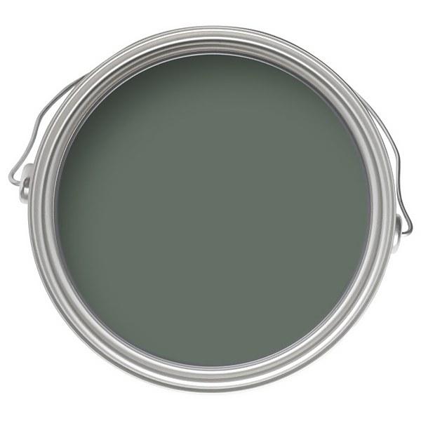 Farrow & Ball Modern No.47 Green Smoke - Emulsion Paint - 2.5L