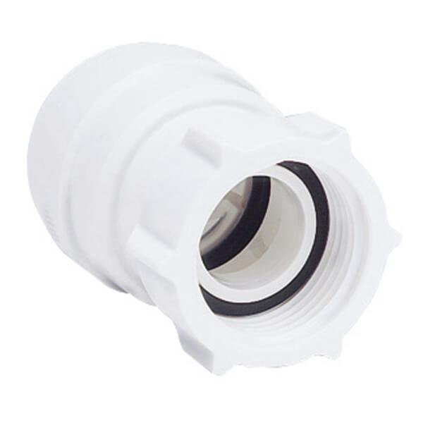JG Speedfit Straight Tap Connector - 15mm x 1/2in