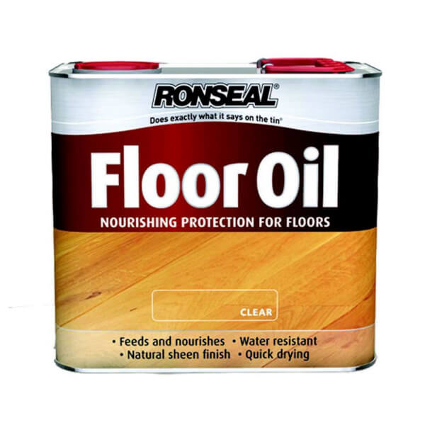 Ronseal Floor Oil Clear - 2.5L