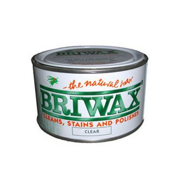 Briwax Finishing Wax - Brown - 370g