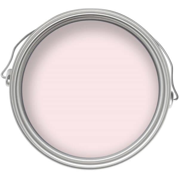 Crown Breatheasy Creme de la Rose - Matt Standard Emulsion Paint - 2.5L