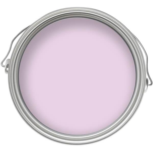 Crown Breatheasy Lavender Cupcake - Silk Standard Emulsion Paint - 2.5L