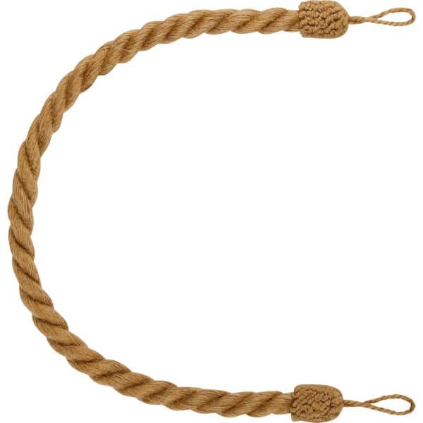 Rope Jute Curtain Tieback