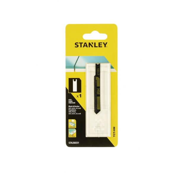 Stanley Jigsaw Blade Ceramic U-Shank - STA26031-XJ