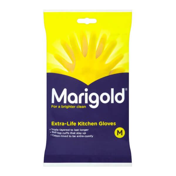 Marigold Extra Life Kitchen Gloves - Medium