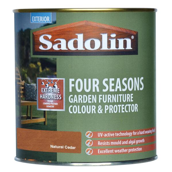 Sadolin Four Seasons - Natural Cedar - 1L