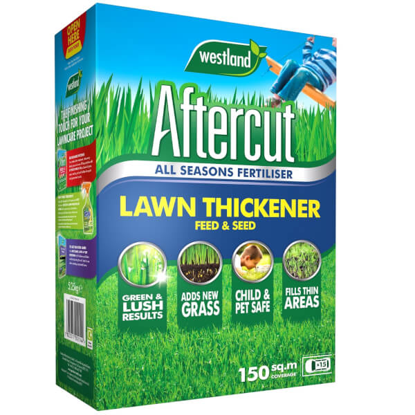Aftercut Lawn Thickener - 5.25kg