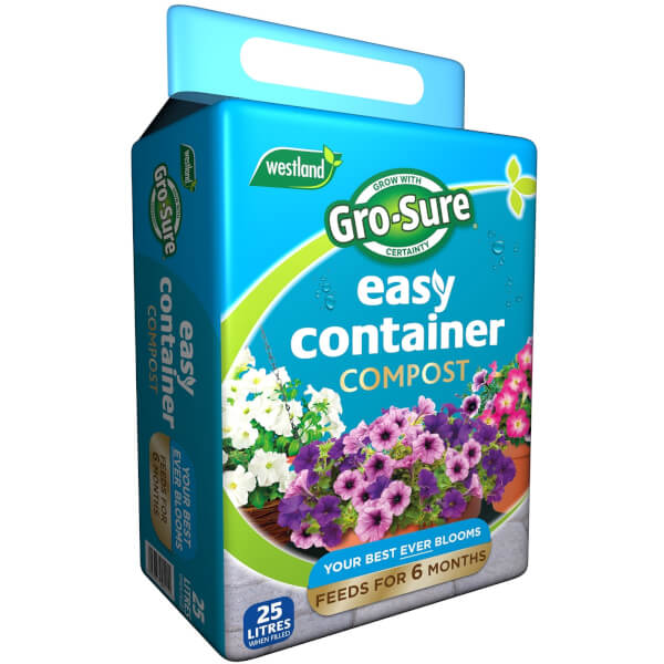 Gro-sure Easy Container Compost - 25L