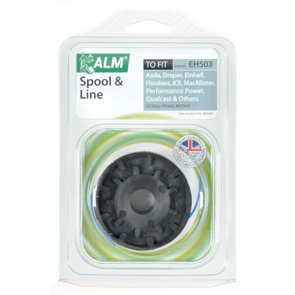 ALM Spool & Line for Qualcast GT2826