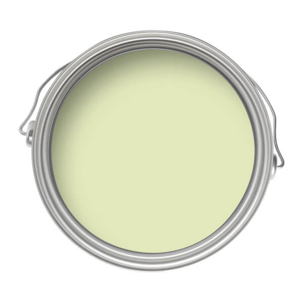 Crown Breatheasy Soft Lime - Silk Emulsion Paint - 2.5L