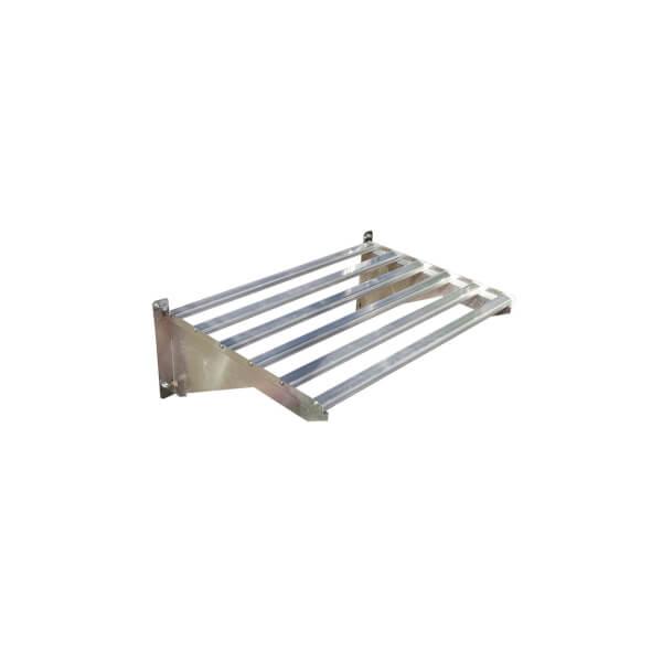Palram Heavy Duty Garden Shelf kit - Silver