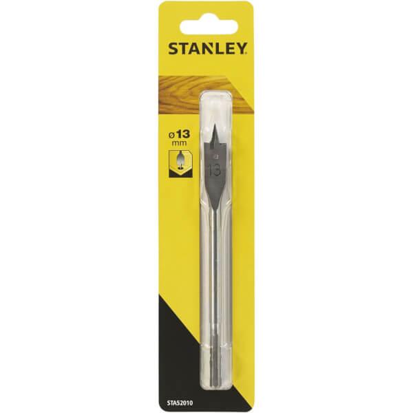 Stanley Flat Wood Bit 13mm - STA52010-QZ