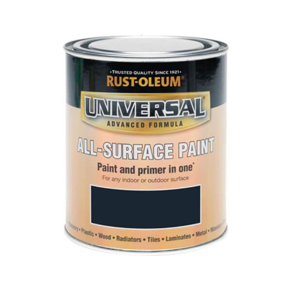 Rust-Oleum Universal All Surface Paint Dark Grey 750ml