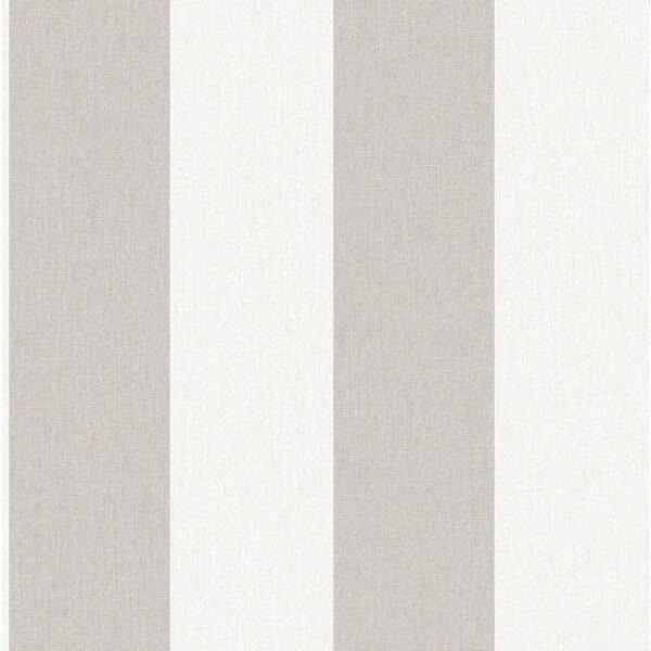 Superfresco Easy Paste the Wall Calico Stripe Natural Wallpaper