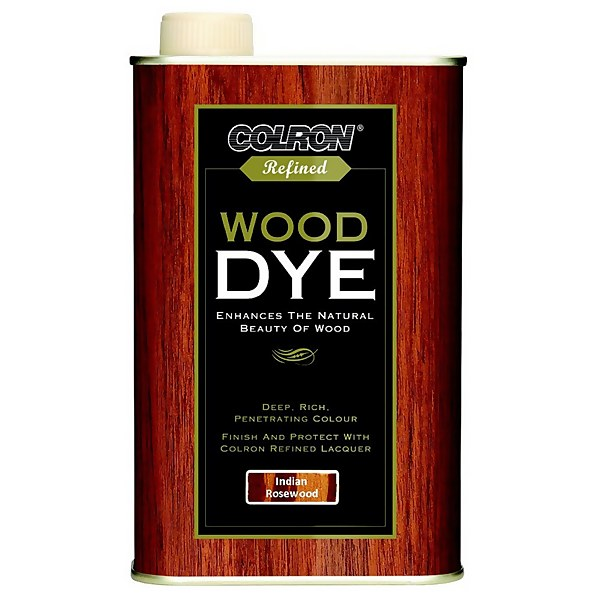 Colron Refined Wood Dye Indian Rosewood - 250ml
