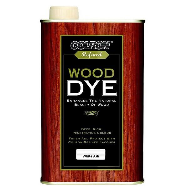 Colron Refined Wood Dye White Ash - 250ml