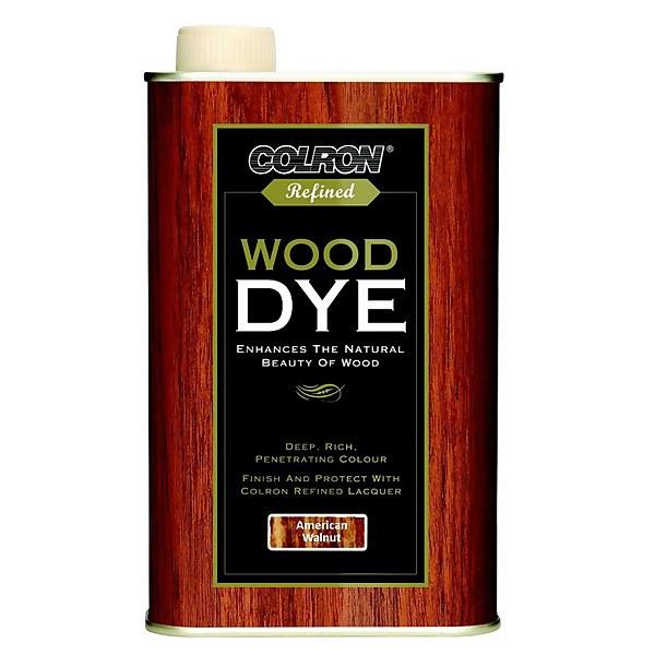 Colron Refined Wood Dye Walnut - 250ml
