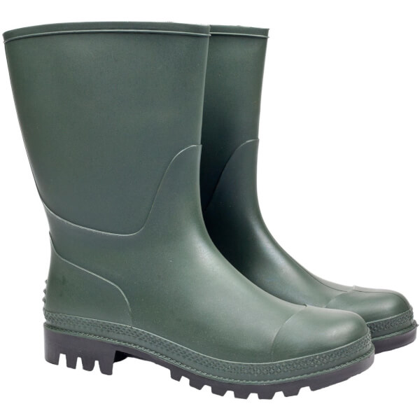 Briers Short Wellington Boots - Size 7