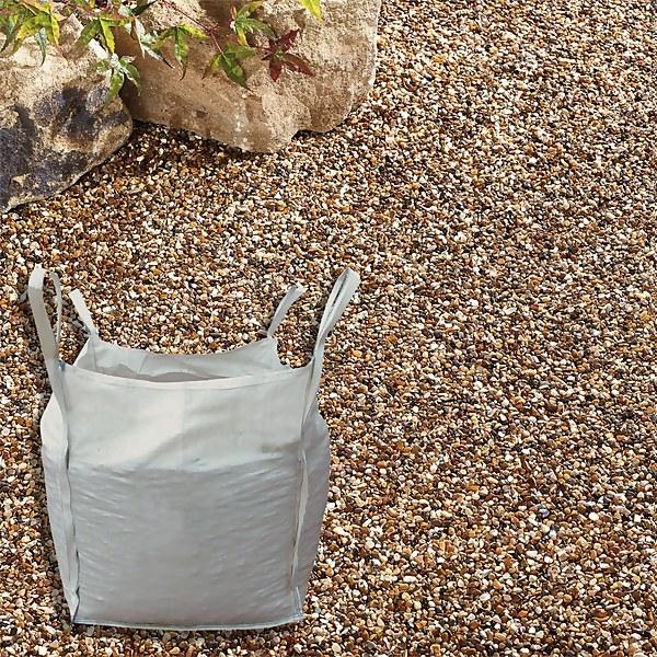 Stylish Stone Golden Grit - Bulk Bag 750 kg